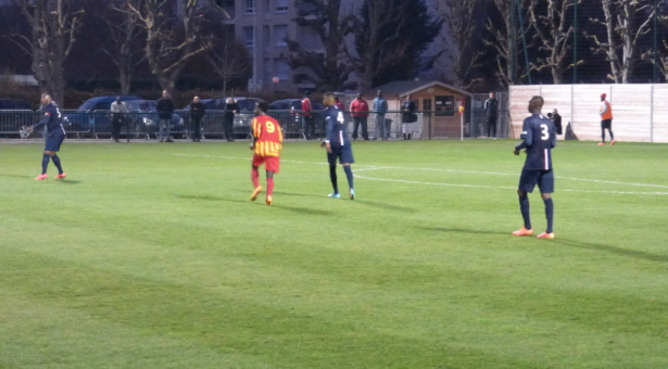 FFF-U19 Nat Poule A/PSG-US Orléans