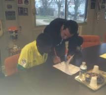 Encore un jeune du CFFP qui intègre un club professionnel..