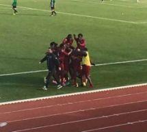 17Nat/Le PFC gagne contre Caen 2 à 0…