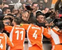 CFA/Dans le derby de la journée très belle victoire de l'ACBB devant le PSG…