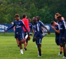 CFA/2 buts d'Augustin et Edouard donnent la victoire au PSG