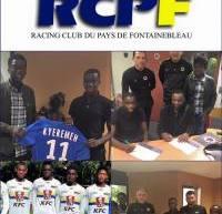 Godson KYEREMEH du RCP Fontainebleau signe au SM Caen…