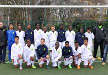 Rassemblement du FC Nantes à l'Académie de football d'Epinay…