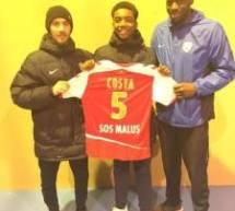 Logan costa du RFC Argenteuil signe au Stade de Reims…