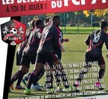 Détection / Le FC Fleury 91 organise des journées de détections…