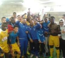 Les U15 du FC Montfermeil champions d'île de France!!!
