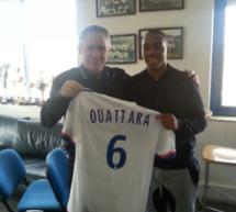 Abdoulaye Ouattara (Bonneuil-sur-Marne) signe à l'Olympique Lyonnais…