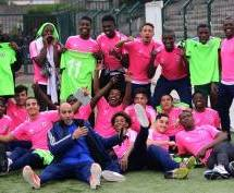 Les U19 du Red Star champions de DSR accèdent en 19DH!!!