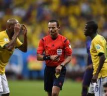 Il a arbitré Messi, Robben, Neymar, Thiago Silva, Drogba, Suarez, Forlan etc… et il sera au sifflet lors de la Paname Cup U15!