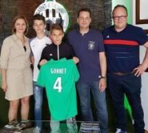 Damien Gonnet (FC Bussy Saint-Georges) signe à l'AS Saint Etienne!