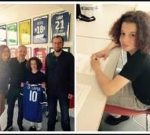 Giany Di Capua ( Entente Sannois Saint Gratien ) signe à l'ESTAC!