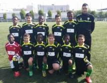 Paname Cup U13/Le CA VITRY à la Paname Cup U13…