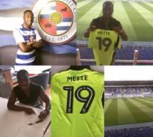 Yakou Méité l'ancien joueur du FC Solitaires et du PSG s'engage au FC Reading!