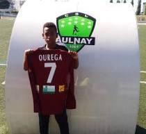 Un jeune U13 du CSL Aulnays Dylan Ourega  signe au FC Metz!