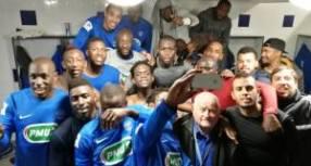 Coupe de France 6ème tour/Blanc-Mesnil élimine Versailles!