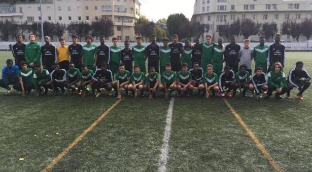 Quelques news de la Section Sportive Football du Lycee D'Alembert d'Aubervilliers…