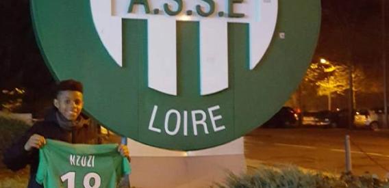 Plusieurs jeunes d'Île de France signent dans le Forez