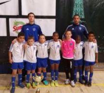 Les U9 du RC Versailles 78 remportent le tournoi Sporting Paris Futsal!