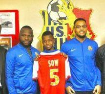 Massamba Mass Galsen (Ris Orangis) signe au Stade de Reims!