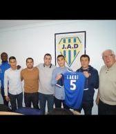 Mohamed Ali LAKBI (JA Drancy-U15DSR) signe à l'ESTAC!