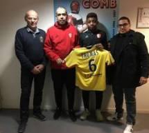 Thomas LONGUE NSOMBE (Bagneux-U13) signe au FC Sochaux!