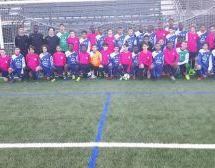 Le RC Strasbourg organisait une détection à Joinville.