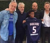Un jeune de Joinville Sekou DOUCOURE (2005) signe au Paris Saint Germain!