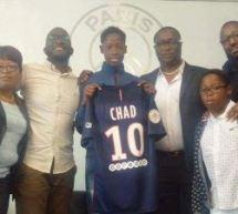 El Chadaille BITSHIABU (ACBB-2005) signe au PSG!