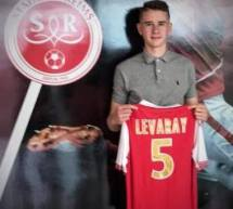 Paul LEVARAY (JA Drancy-U17Nat) signe au Stade de Reims!