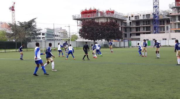 FFF-Coupe Gambardella 1er tour/Ozoir FC 77-Nangis ES