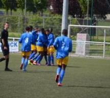 LPIFF-U19R1/Les résultats. Fleury Mérogis 7 matches 7 victoires!
