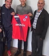 Karim BOUZIRI (FC Les lilas-2002) signe à Chateauroux!