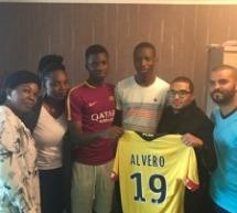 Skelly ALVERO (Red star-2002) signe au FC Sochaux!