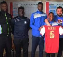 Allan ACKRA (Moissy Sénart-2004) signe au Stade de Reims!