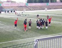 Les U15DH du Red star champions!!!