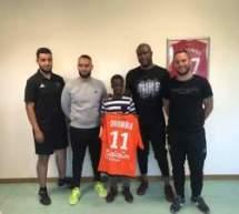 Cheikh DOUMBIA (Grigny-2004) signe au FC Lorient!