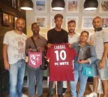 Remi CABRAL (PSG-U19Nat) signe au FC Metz!