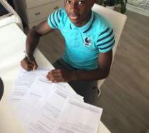 TEXEIRA Bryan (FC Fleury-2000) signe à Clermont Foot!