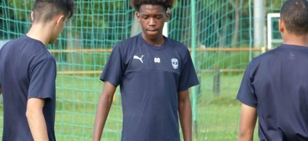 Le meilleur joueur de la Paname Cup U15 appelé en équipe de France.