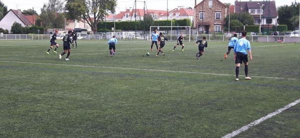 U19NAT FFF/Les Résultats.