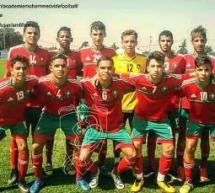 Wahid CHAMSI (PSG) et Walid TANINE (Paris FC) convoqués en sélection nationale du Maroc U15!
