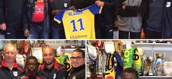 Elie NLANDU (CFFP-U13) signe au FC Sochaux!