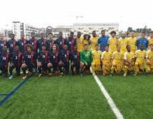 LPIFF/La sélection U16 ile de France prépare les inter ligues…