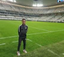 Henoc LUSWEKI (11 ans- US Villejuif) signe aux Girondins de Bordeaux!
