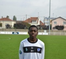 Youssouf FOFANA des U19DH de la JA Drancy à l'équipe de France U19!