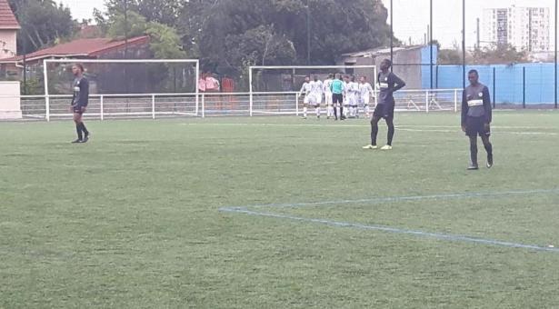 FFF-U19Nat/La JA Drancy s'incline dans les dernières minutes, Torcy tient le Stade de Reims en échec.