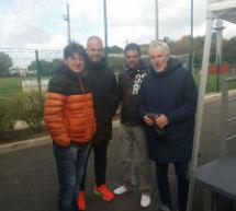 Pierre Raynaud (Responsable du recrutement du PSG): «La Paname Cup est devenue incontournable dans le football Francilien!»