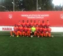 LPIFF/Victoire de prestige des U19 de l'ACBB face à l'Atlético Madrid!