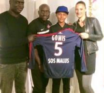 Noah GOMIS (2006-Bouafle Académie) signe au SM Caen!
