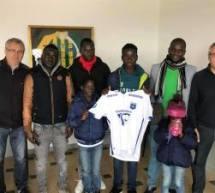 LPIFF-Signature club pro/Edeliano MARIA FERNANDES (2005-ES Viry Chatillon) signe à l'AJ Auxerre!